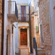 Alleyway. Conversano. Puglia. Italy. — Stock Photo #33293247