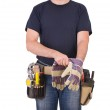 Blue collar worker. — Stock Photo #35426697