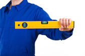 Blue collar worker. — Stock Photo
