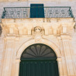 Sossi palace. Poggiardo. Puglia. Italy. — Stock Photo