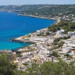 Panoramic view of Castro. Puglia. Italy. — Foto Stock