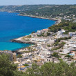 Panoramic view of Castro. Puglia. Italy. — Lizenzfreies Foto