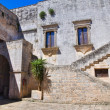 Castle of Andrano. Puglia. Italy. — Stock Photo