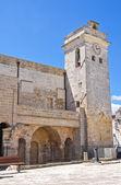 византийская базилика. кастро. апулия. италия. — Стоковое фото