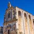 Mother Church of St. Luca. Palmariggi. Puglia. Italy. — Stock Photo #36293083