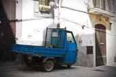 小巷。罗迪。普利亚大区。意大利. — 图库照片