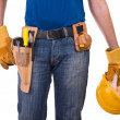 Blue collar worker. — Stockfoto #36416611