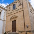 Church of St. Antonio. Ugento. Puglia. Italy. — Stock Photo