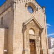 Church of Madonna della Strada. Taurisano. Puglia. Italy. — Stock Photo