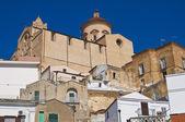 Panoramische ansicht der pisticci. basilikata. italien. — Stockfoto