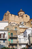 Pisticci panoramik manzaralı. basilicata. i̇talya. — Stok fotoğraf