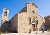 Abbey of Madonna del Casale. Pisticci. Basilicata. Italy. — Stock Photo