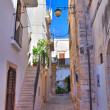 Alleyway. Noci. Puglia. Italy. — Stock Photo #38363415
