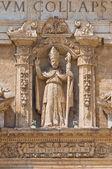 Mother Church. Mesagne. Puglia. Italy. — Stock Photo