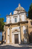 Sanctuary Church of Mater Domini. Mesagne. Puglia. Italy. — Stock Photo