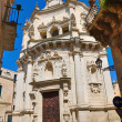 Church of St. Matteo. Lecce. Puglia. Italy. — Stock Photo #38413225