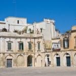 Duomo square. Lecce. Puglia. Italy. — Stock Photo #38413891