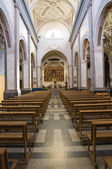 Mother Church of Noci. Puglia. Italy. — Stock Photo