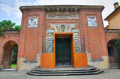 Ricci Oddi Modern Art Gallery. Piacenza. Emilia-Romagna. Italy. — Stock Photo