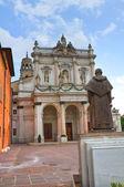 Sanctuary Basilica of Fontanellato. Emilia-Romagna. Italy. — Stock Photo