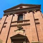 Church of SS. Gregorio e Sirio. Bologna. Emilia-Romagna. Italy. — Stock Photo #38950665