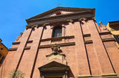 Church of SS. Gregorio e Sirio. Bologna. Emilia-Romagna. Italy. — Stock Photo