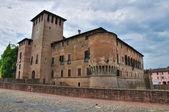 Castle of Fontanellato. Emilia-Romagna. Italy. — Stock Photo