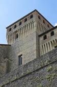 Castle of Torrechiara. Emilia-Romagna. Italy. — Photo