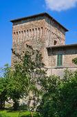 Castle of Panocchia. Emilia-Romagna. Italy — Stock Photo