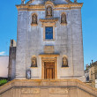 Stock Photo: Church of Assunta. Specchia. Puglia. Italy.