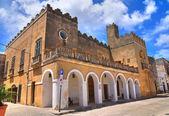 Ripa の宮殿。スペッキア。プーリア州。イタリア. — ストック写真
