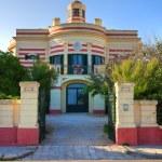 Villa Meridiana. Santa Maria di Leuca. Puglia. Italy. — Stock Photo #39664021