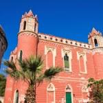 Villa Mellacqua. Santa Maria di Leuca. Puglia. Italy. — Stock Photo