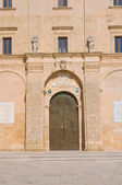 Sanctuary of Santa Maria di Leuca. Puglia. Italy. — Stock Photo
