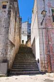 Alleyway. specchia. puglia. i̇talya. — Stok fotoğraf