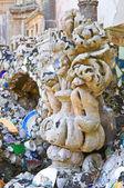 The Calvary of Manduria. Puglia. Italy. — Stock Photo