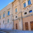 Sangiovanni palace. Alessano. Puglia. Italy. — Stock Photo #39917525
