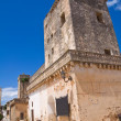 Castle of Felline. Puglia. Italy. — Stock Photo #39917873