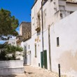 Stock Photo: Alleyway. Felline. Puglia. Italy.