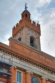 Town hall Building. Foligno. Umbria. Italy. — Stock Photo