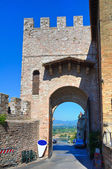 Porta St. Pietro. Assisi. Umbria. Italy. — Stock Photo