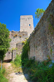 Rocca Minore. Assisi. Umbria. Italy. — Stock Photo