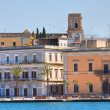 Panoramic view of Brindisi. Puglia. Italy. — Stock Photo #40600499