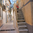 Stock Photo: Alleyway. Ischitella. Puglia. Italy.