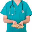 Medical doctor. — Stock Photo #42029475