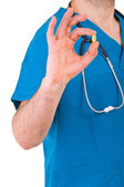 Medical doctor. — Stock Photo