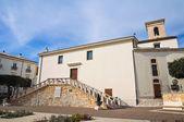 Alleyway. San Giovanni Rotondo. Puglia. Italy. — Stock Photo