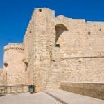 Carlo V Castle. Monopoli. Puglia. Italy. — Stock Photo