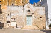 Church of St. Giovanni. Monopoli. Puglia. Italy. — 图库照片