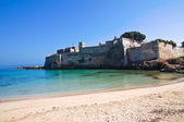 Abbey of St. Stefano. Monopoli. Puglia. Italy. — Stock Photo